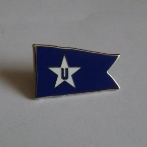 UTC lapel badge