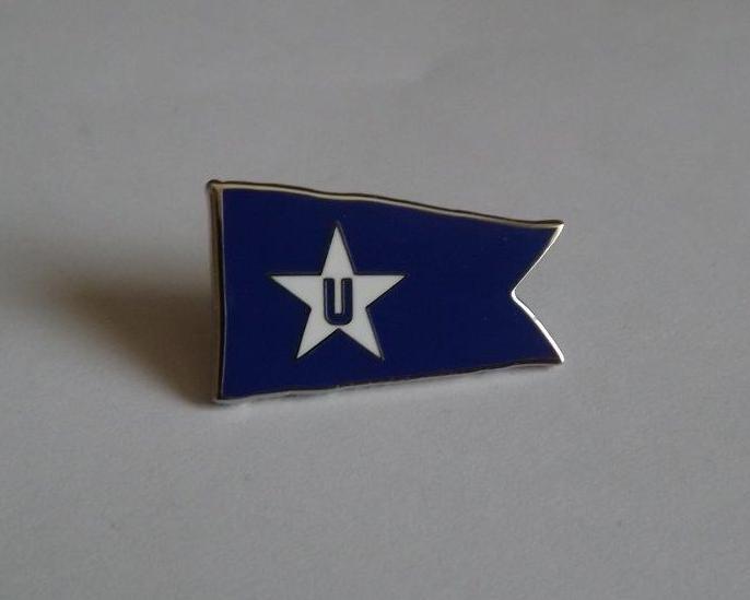 UTC lapel badge