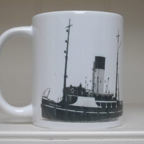 "Photo mug ""S.T. Brahman"""