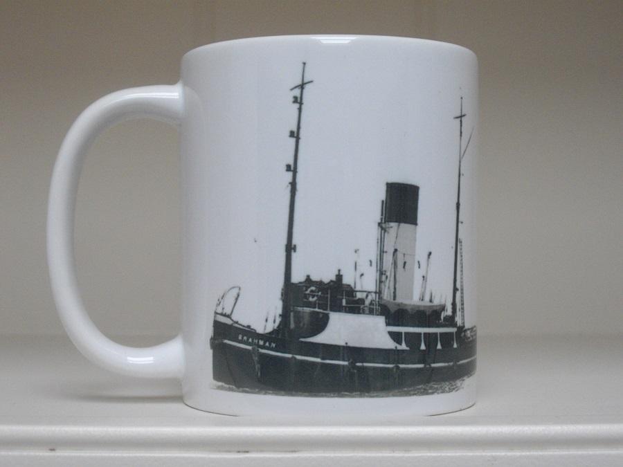"""Photo mug """"S.T. Brahman"""""""