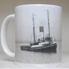 "Photo mug ""S.T. Englishman""."