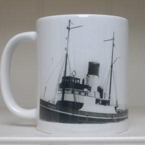 """Photo mug """"S.T. Seaman""""."""