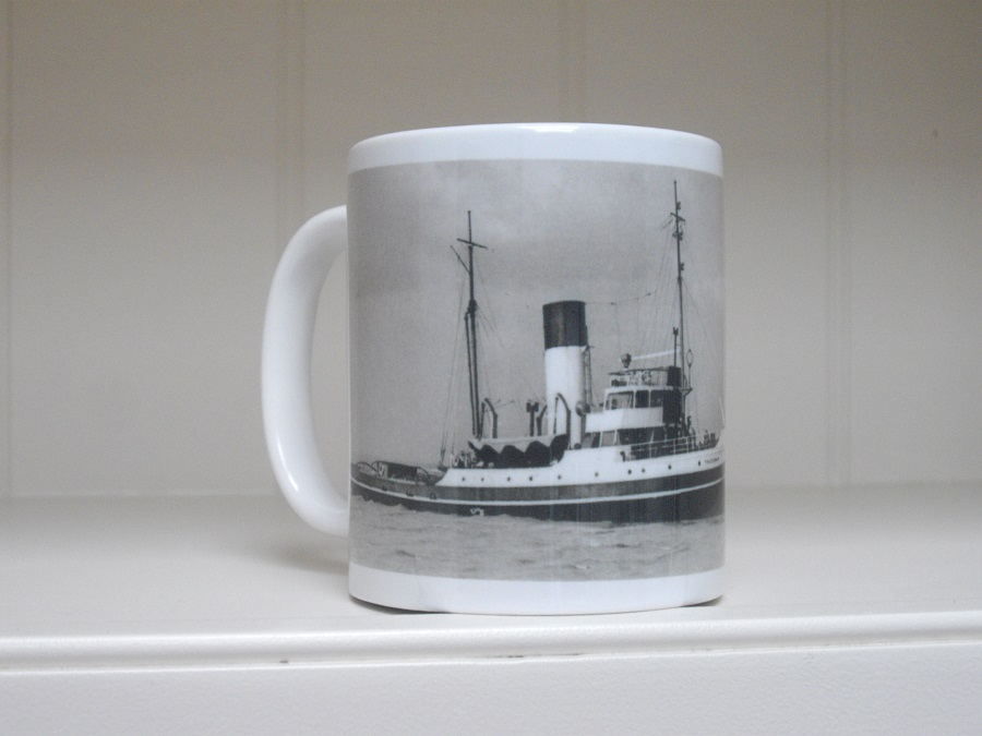 "Photo mug ""S.T.Tradesman""."